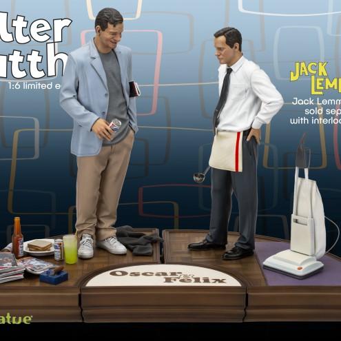 Walter Matthau Old&Rare 1/6 Resin Statue - 13