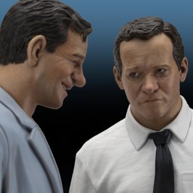 Matthau & Lemmon Web Exclusive Limited-Edition diorama - 1