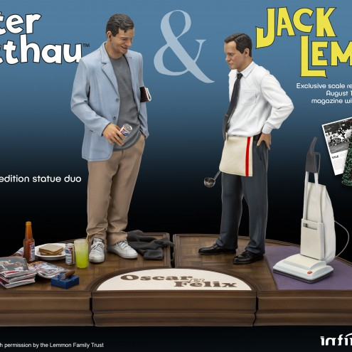Matthau & Lemmon Web Exclusive Limited-Edition diorama - 3