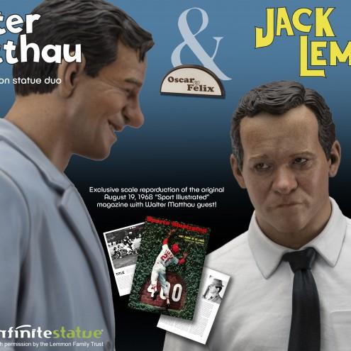 Matthau & Lemmon Web Exclusive Limited-Edition diorama - 4