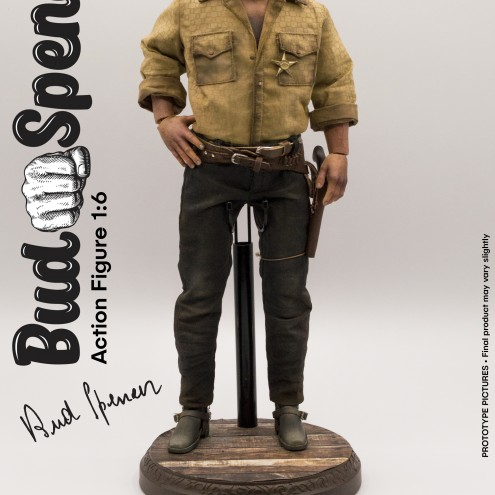Bud Spencer Web Exclusive 1:6 Action Figure - 2