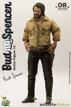 Bud Spencer Web Exclusive 1:6 Action Figure - 3