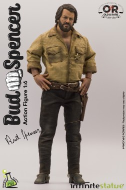 Bud Spencer Web Exclusive 1:6 Action Figure - 4