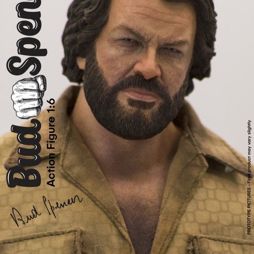 Bud Spencer Web Exclusive 1:6 Action Figure - 5