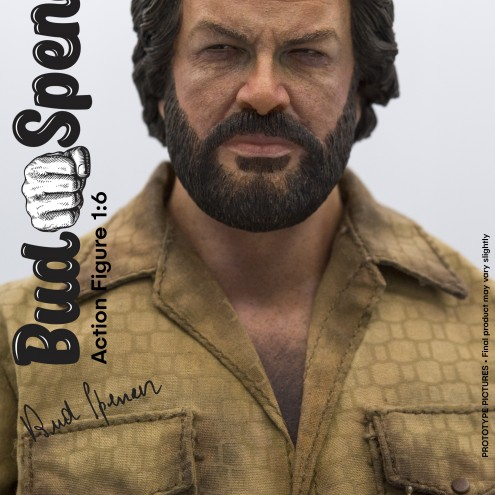 Bud Spencer Web Exclusive 1:6 Action Figure - 6