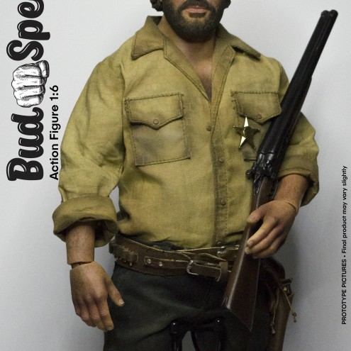 Bud Spencer Web Exclusive 1:6 Action Figure - 9