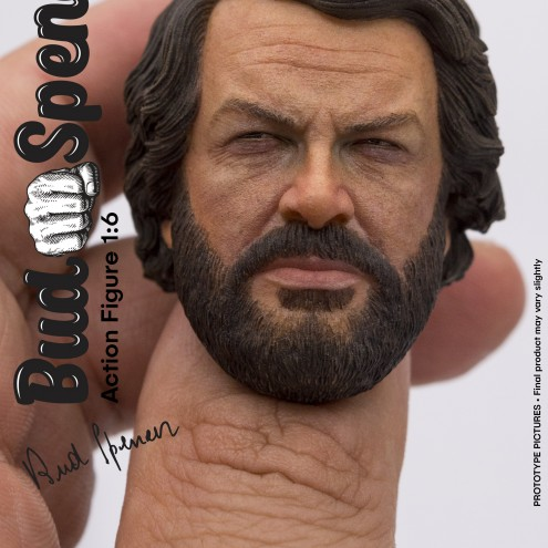 Bud Spencer Web Exclusive 1:6 Action Figure - 11