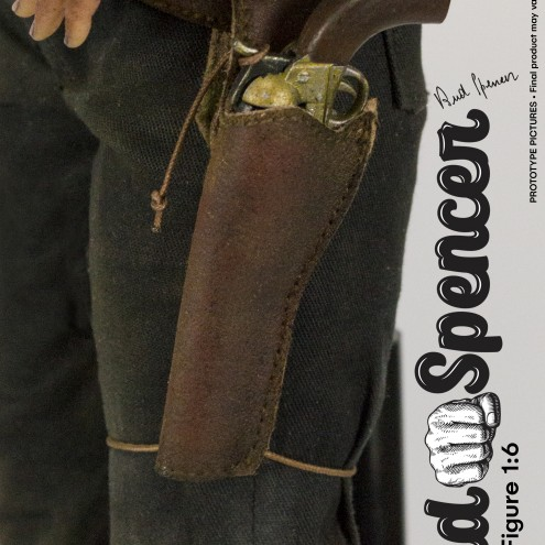 Bud Spencer Web Exclusive 1:6 Action Figure - 12