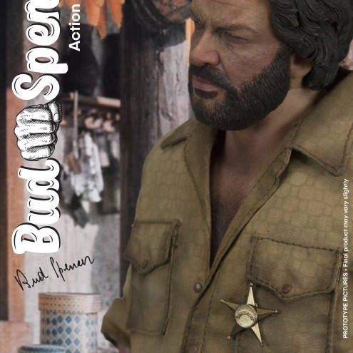 Bud Spencer Web Exclusive 1:6 Action Figure - 13