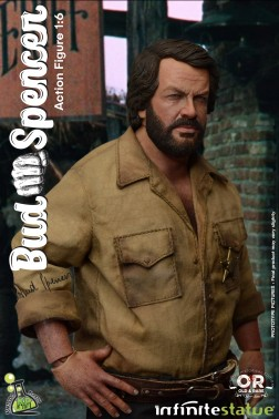 Bud Spencer Web Exclusive 1:6 Action Figure - 14