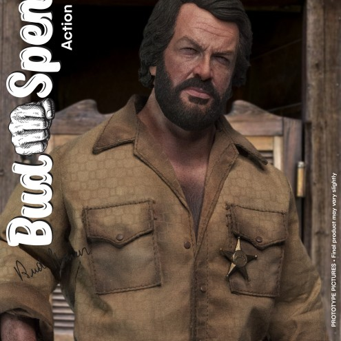 Bud Spencer Web Exclusive 1:6 Action Figure - 15