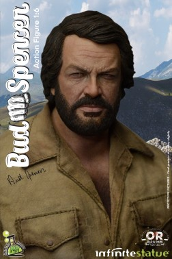 Bud Spencer Web Exclusive 1:6 Action Figure - 16