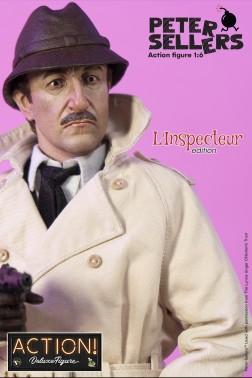 Peter Sellers L'inspecteur 1:6 action figure Web Exclusive - 2