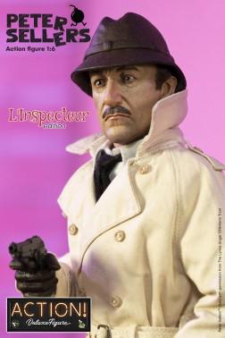 Peter Sellers L'inspecteur 1:6 action figure Web Exclusive - 4