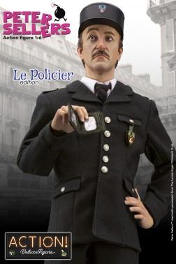 PETER SELLERS LE POLICIER 1:6 ACTION FIGURE WEB EXCLUSIVE - 2