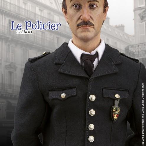 Peter Sellers Le Policier 1:6 action figure web exclusive - 3