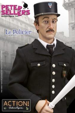 Peter Sellers Le Policier 1:6 action figure web exclusive - 4