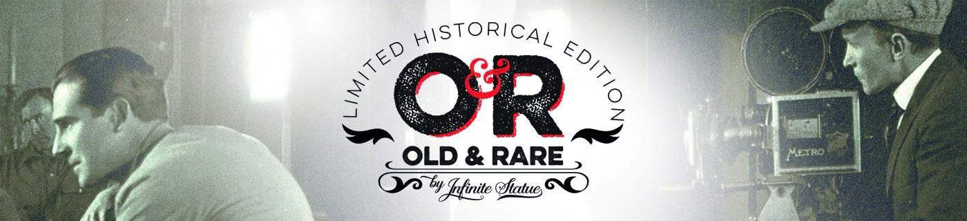 Old & Rare | Infinite Statue