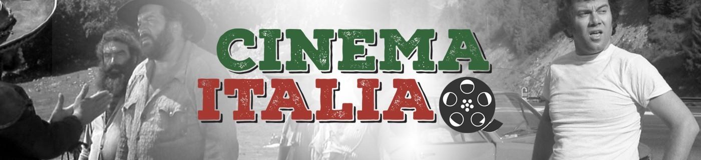 Cinema Italia | Infinite Statue