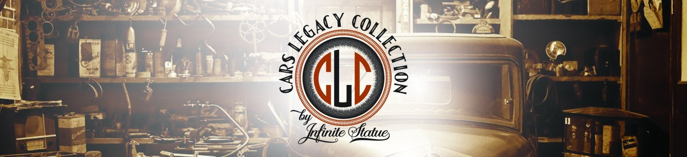 Cars Legacy Collection | Infinite Statue