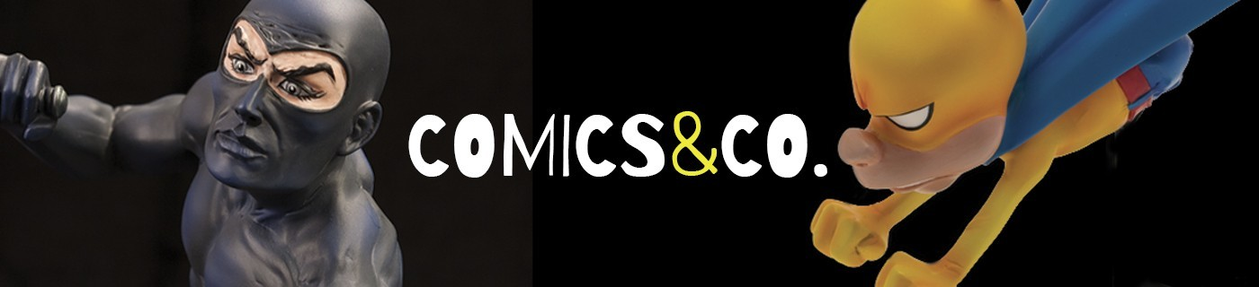 Comics & Co. | Famous Characters Statues | Infinite Statue