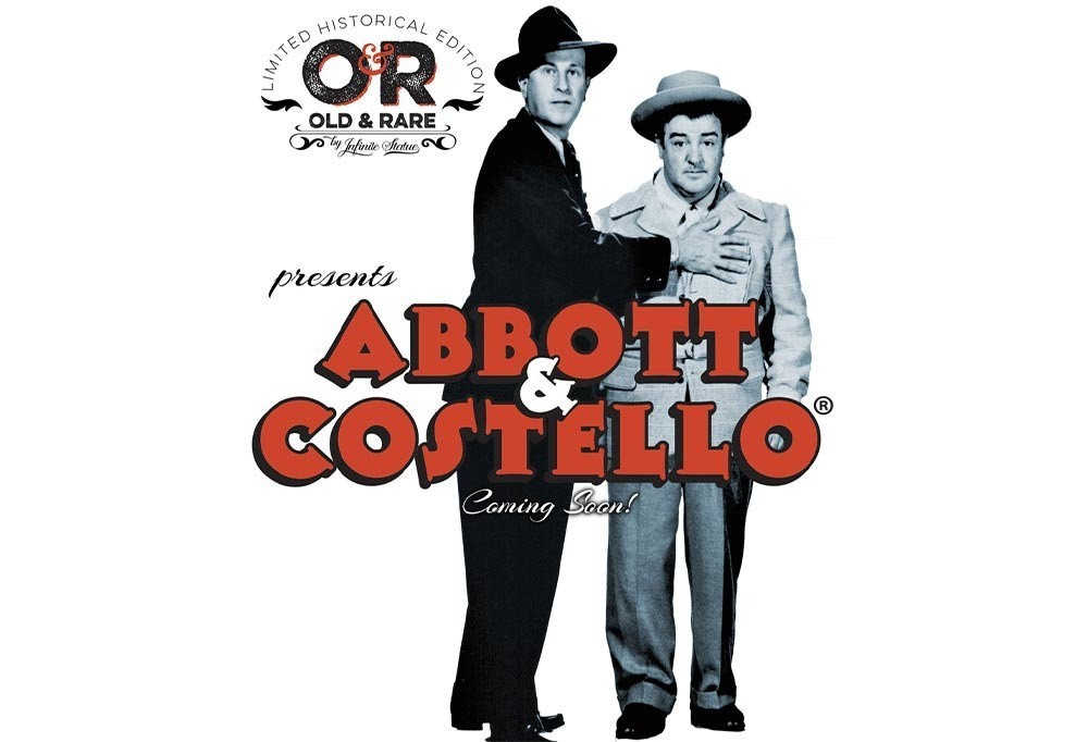 It's time to Abbott & Costello!