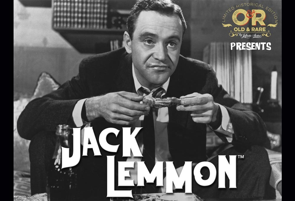 Jack Lemmon, the elegance of a great actor