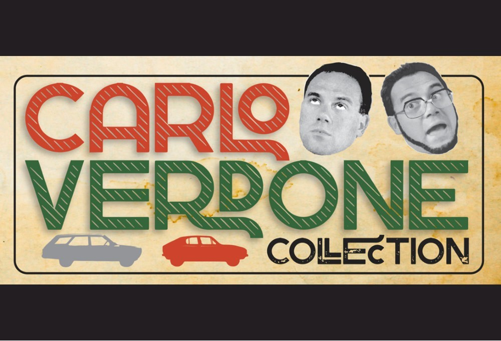 Carlo Verdone Collection