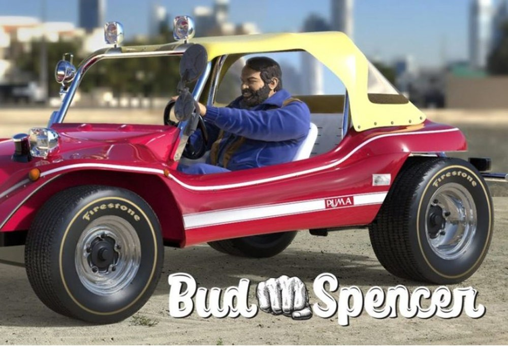 Bud's Dune Buggy is coming soon!
